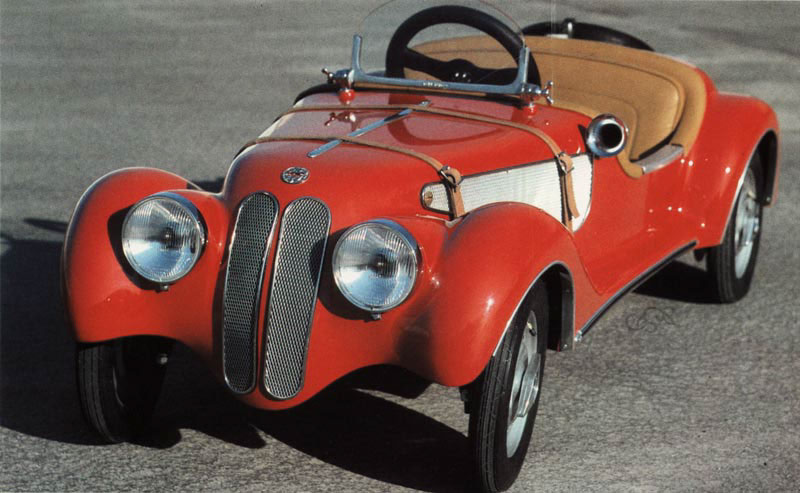 1976 BMW 328 Baby
