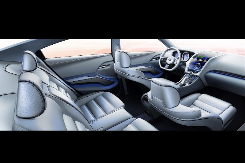 2011 Subaru Impreza Concept Design