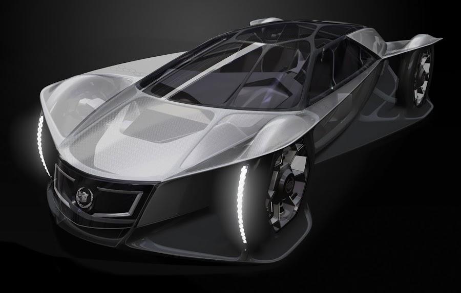 Cadillac Aera Concept Car