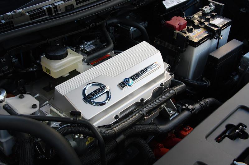2011 Nissan Leaf Engine Design