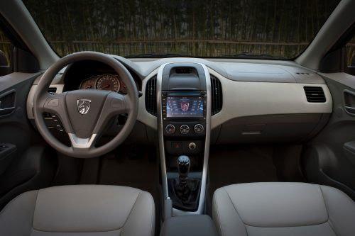 Baojun New Car 630 Interior