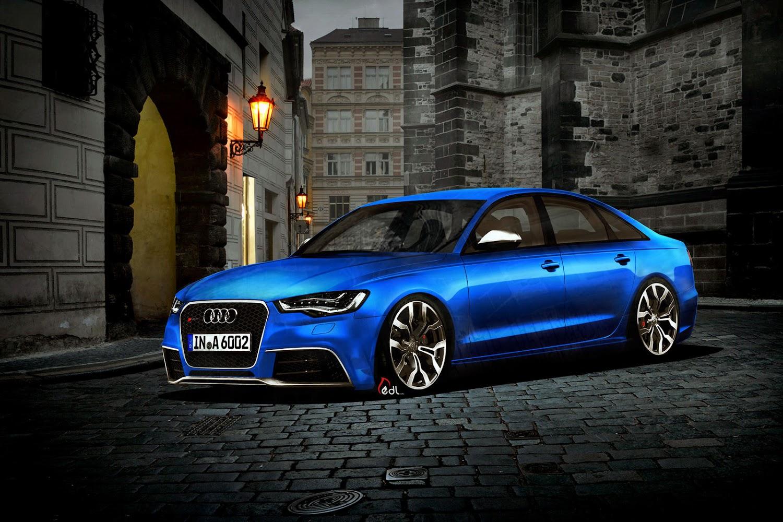 2012 Audi RS6 Sports