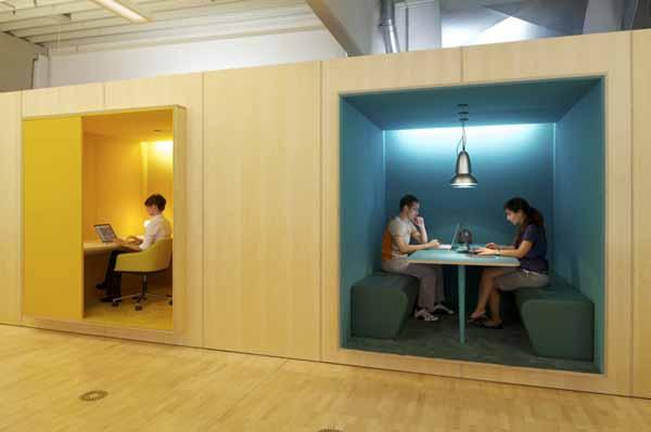 Home Interior And Exterior Design Innovative Office