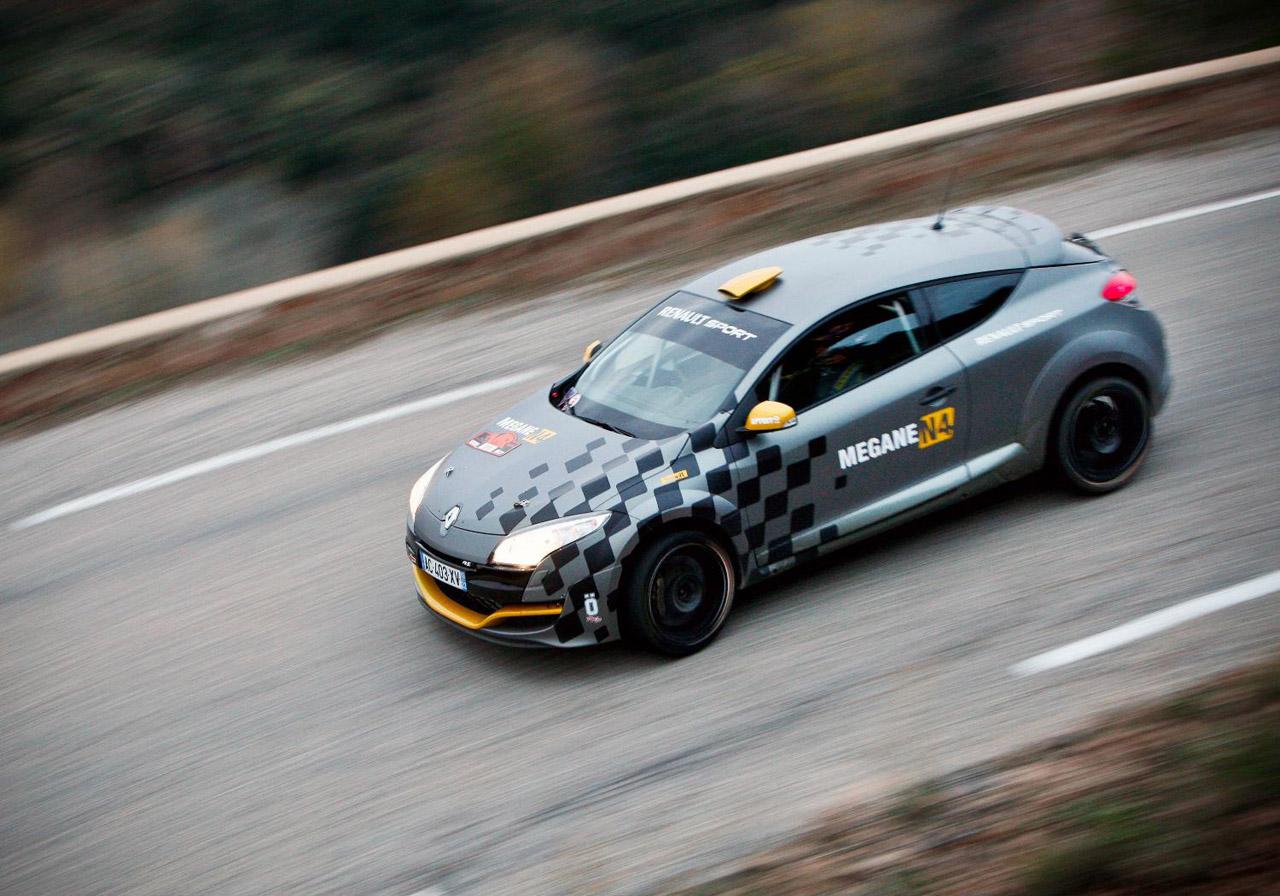 Megane Renaultsport N4 Sport Car