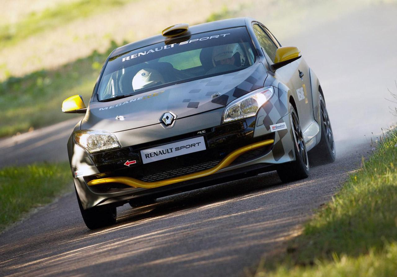 Megane Renaultsport N4 Wallpaper