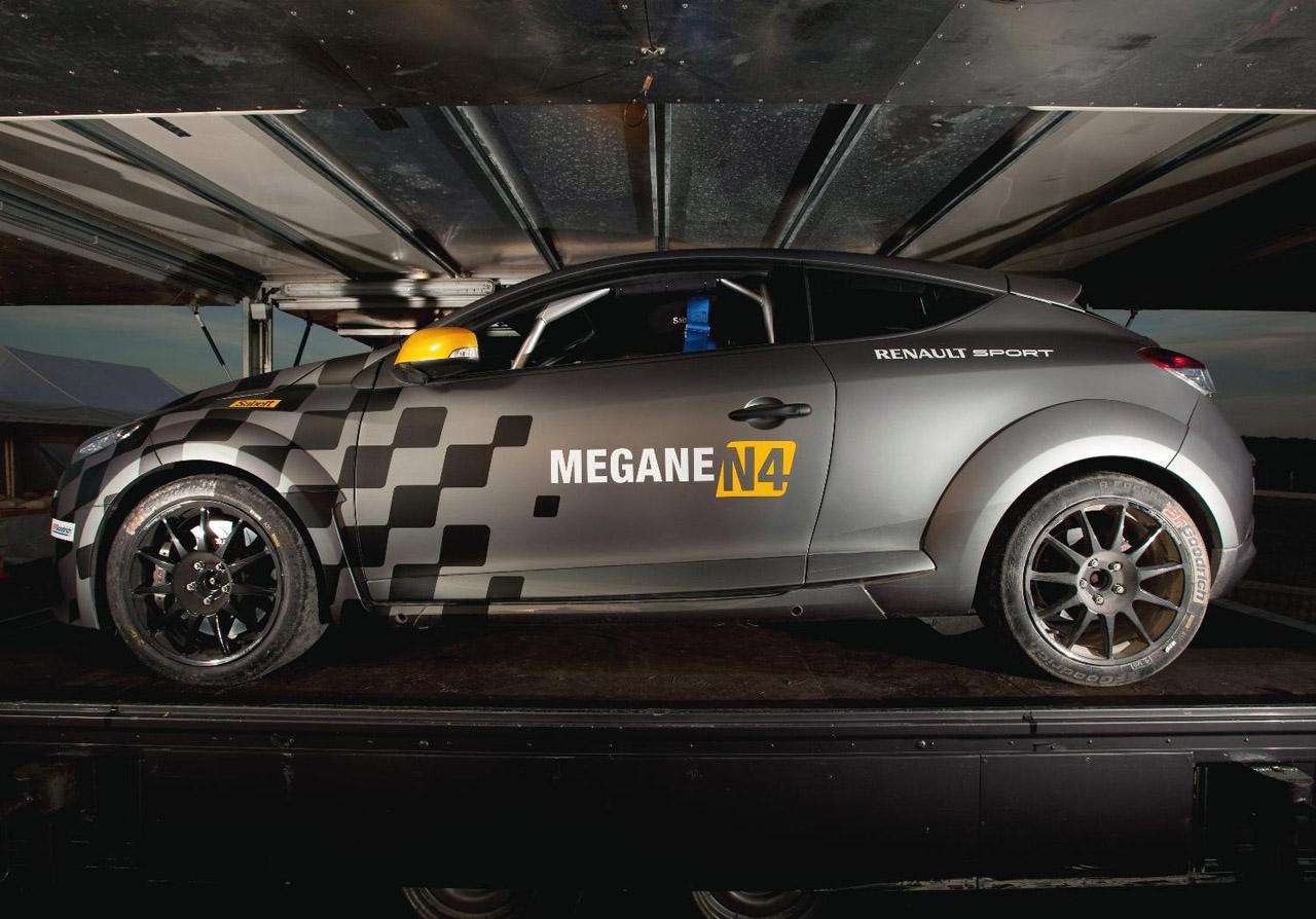 Megane Renaultsport N4