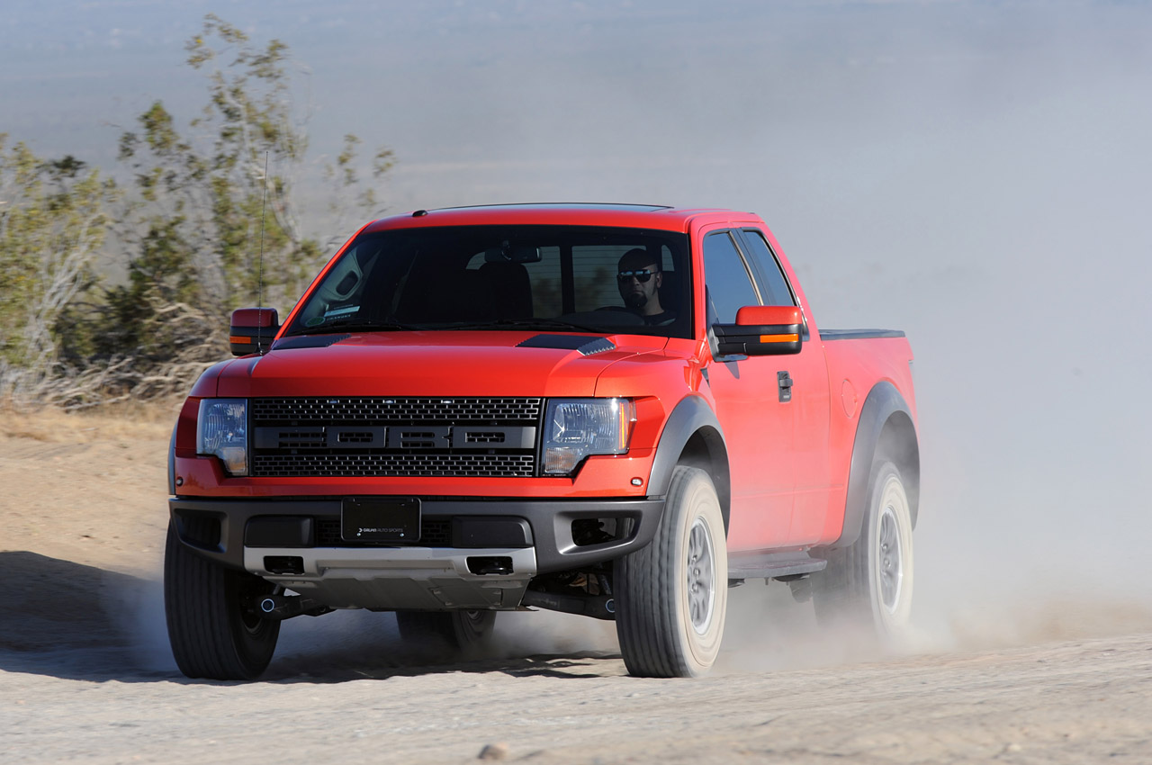 2010 SVT Raptor 6.2 Ford F-150