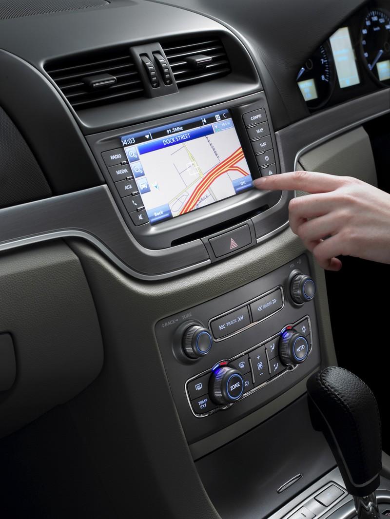 2011 Holden VE Series II Commodore GPS