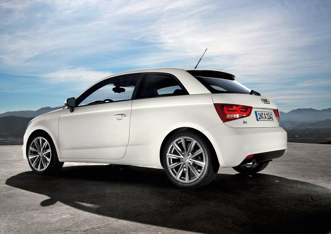 2011 Audi A1 Wallpaper