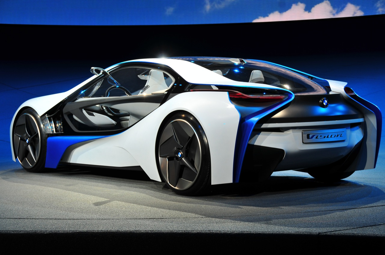new bmw vision efficient dynamics hybrid auto car reviews. Black Bedroom Furniture Sets. Home Design Ideas