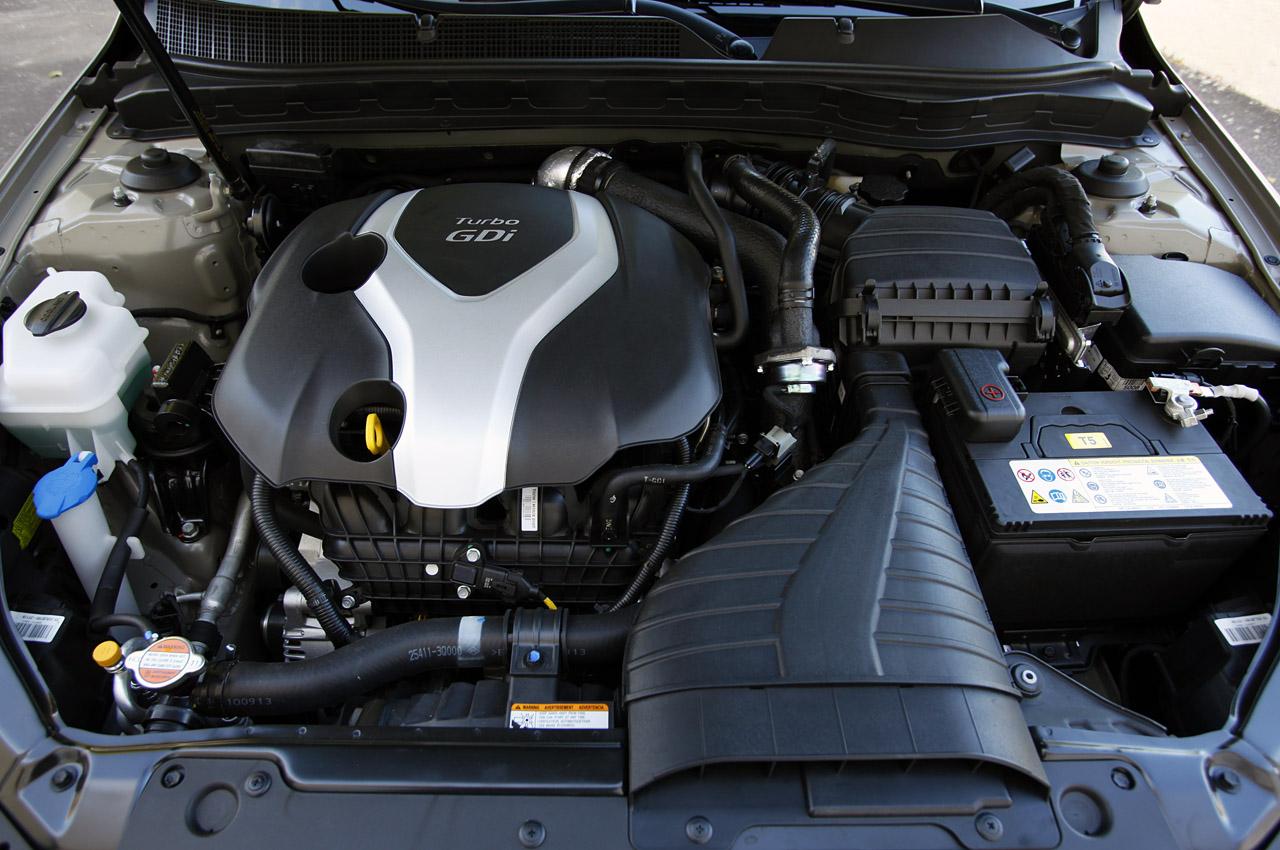 2011 Kia Optima 2.0T Engine Specification