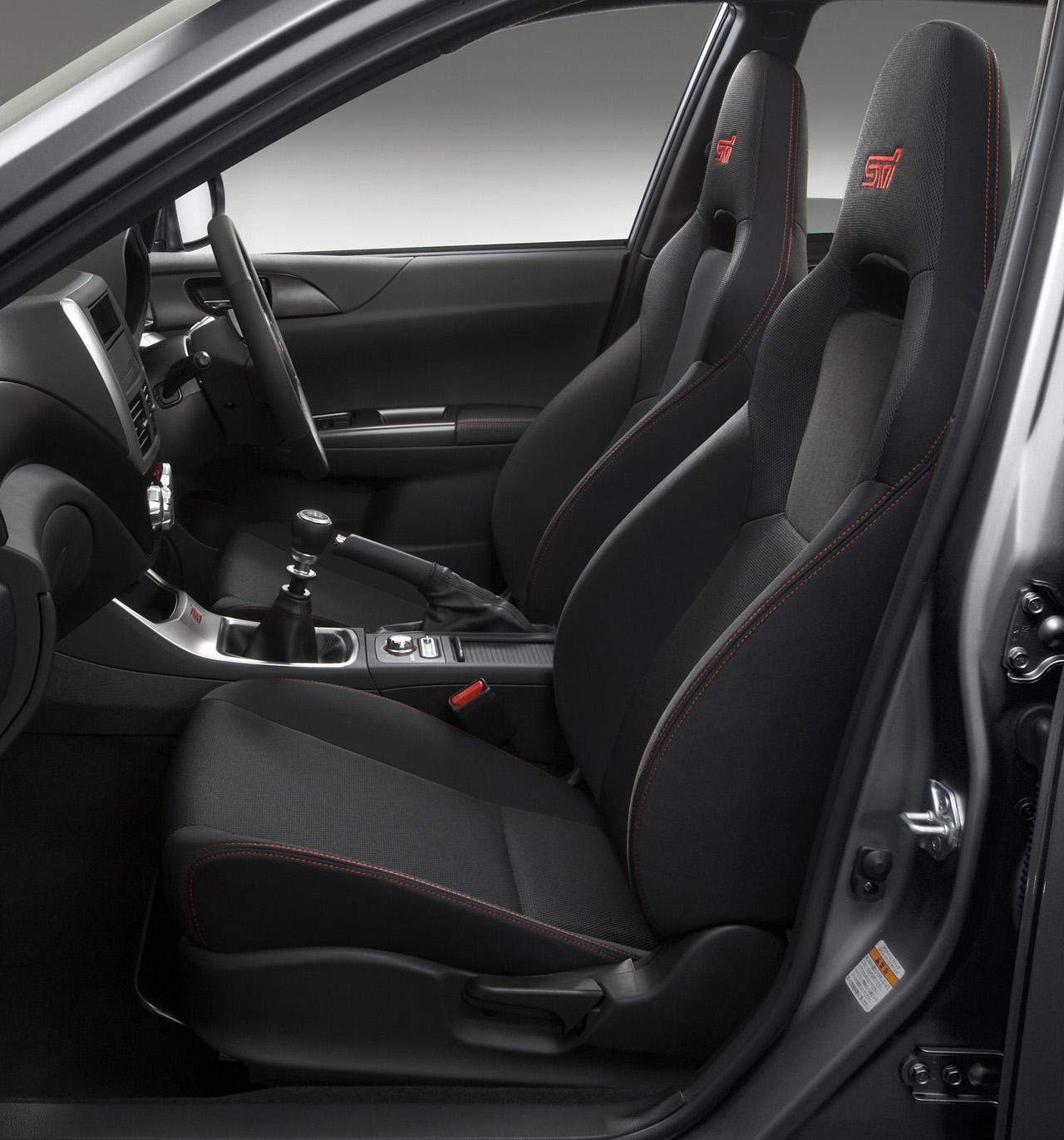 RX STI Spec C Subaru Impreza