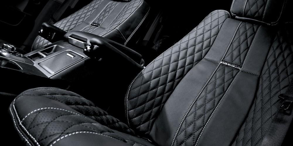 Range Land Rover Sport RS500 Seat Desing