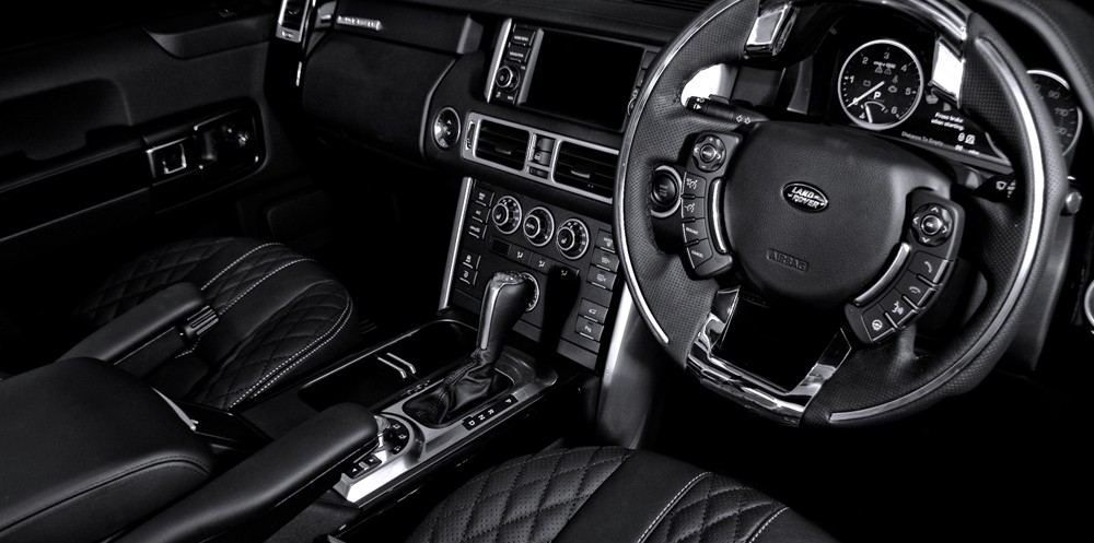 Range Rover Sport RS500 Interior Design