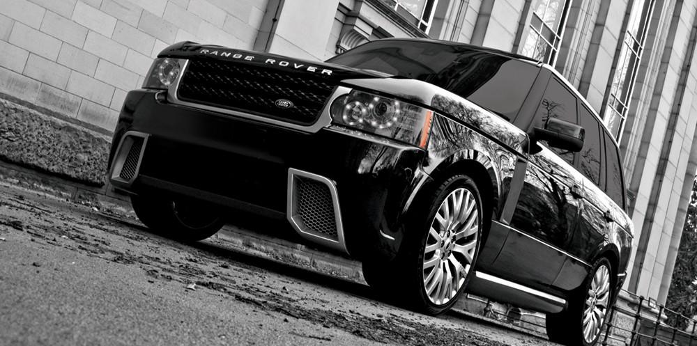 Range Rover Sport RS500