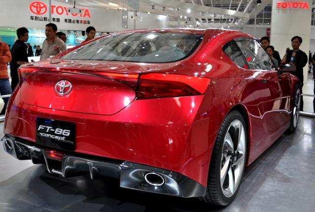 Toyota FT-86 HD Wallpaper