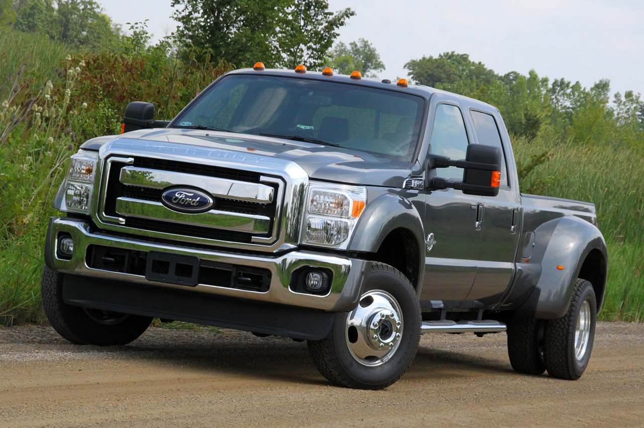 2012 FORD F-450 SUPER TRUCK LARIAT