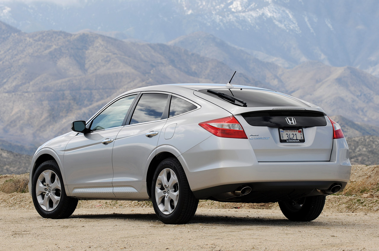2011 Honda Accord Crosstour Auto Car Reviews