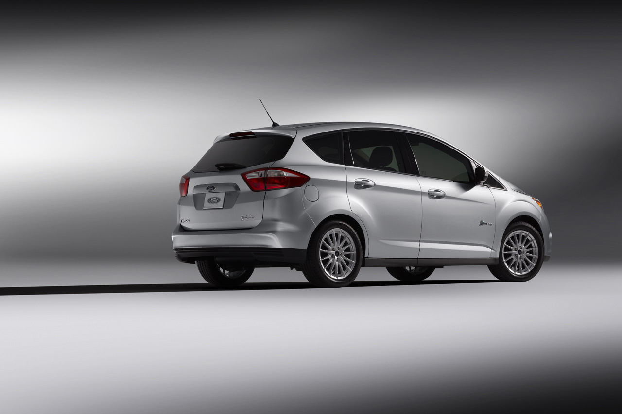 2013 FORD C-MAX HYBRID DESIGN CAR