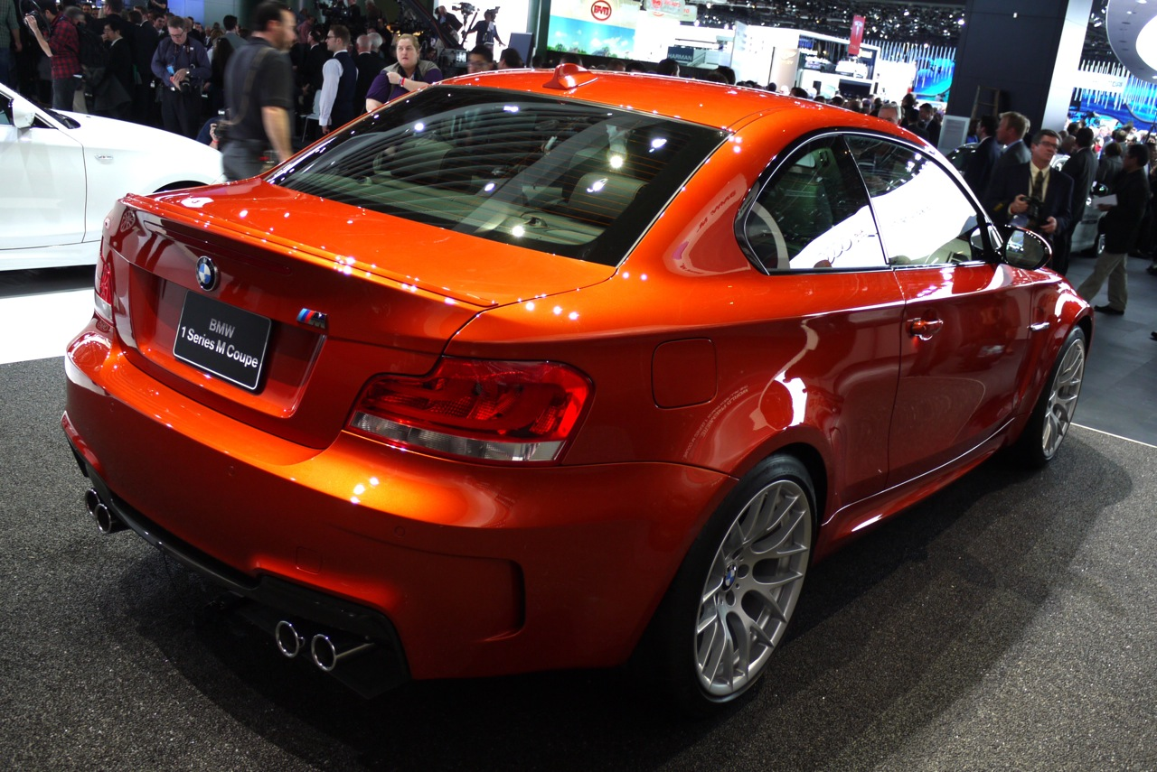 2012 BMW 1 Series M Coupe Specs