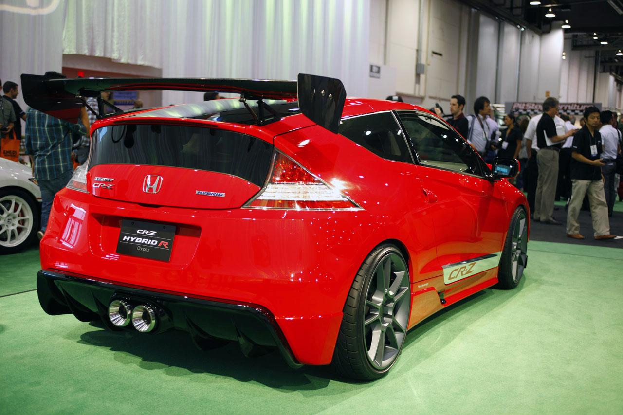 HONDA CR-Z HYBRID R WALLPAPER