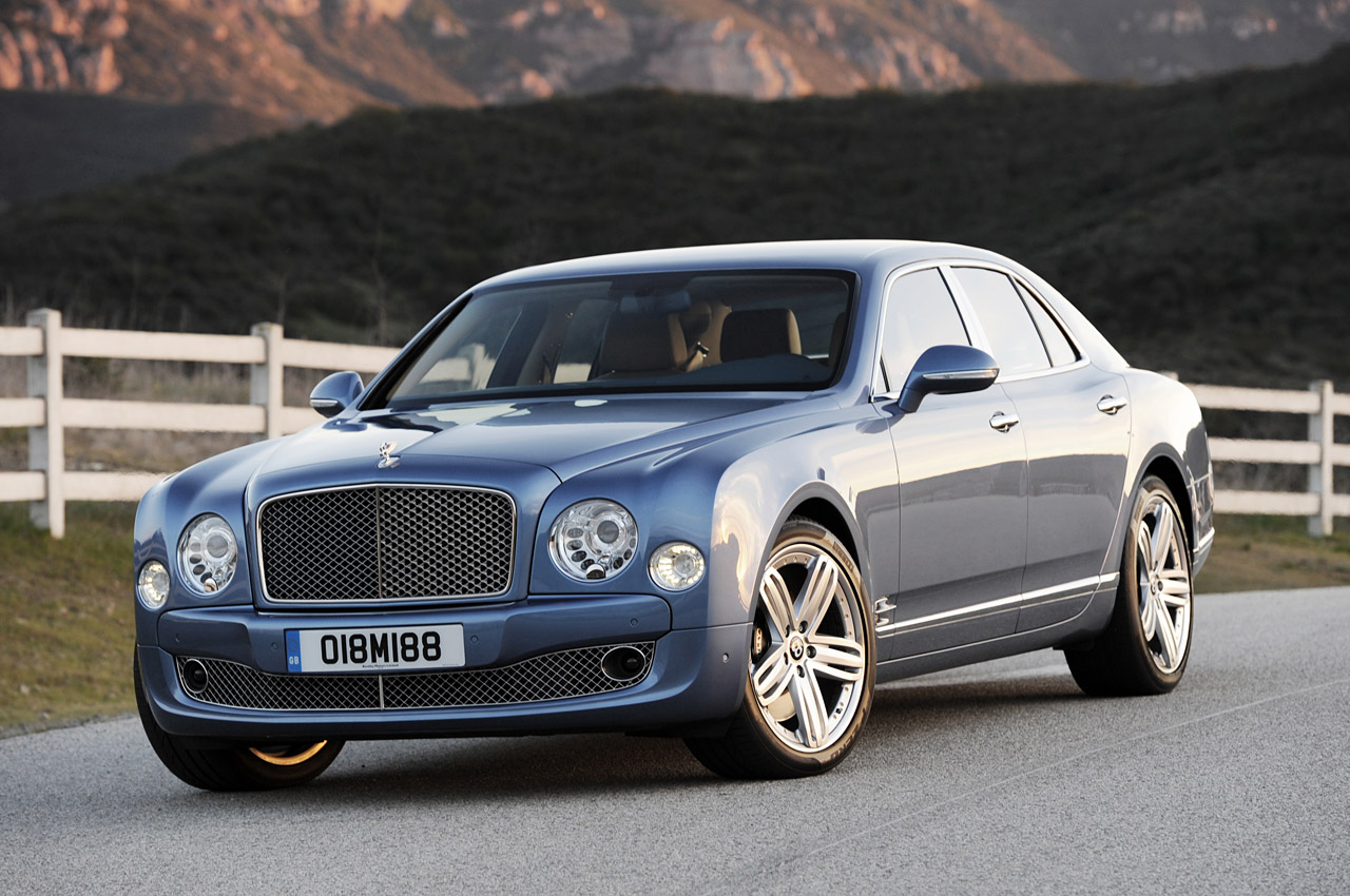 2011 BENTLEY MULSANNE DESIGN