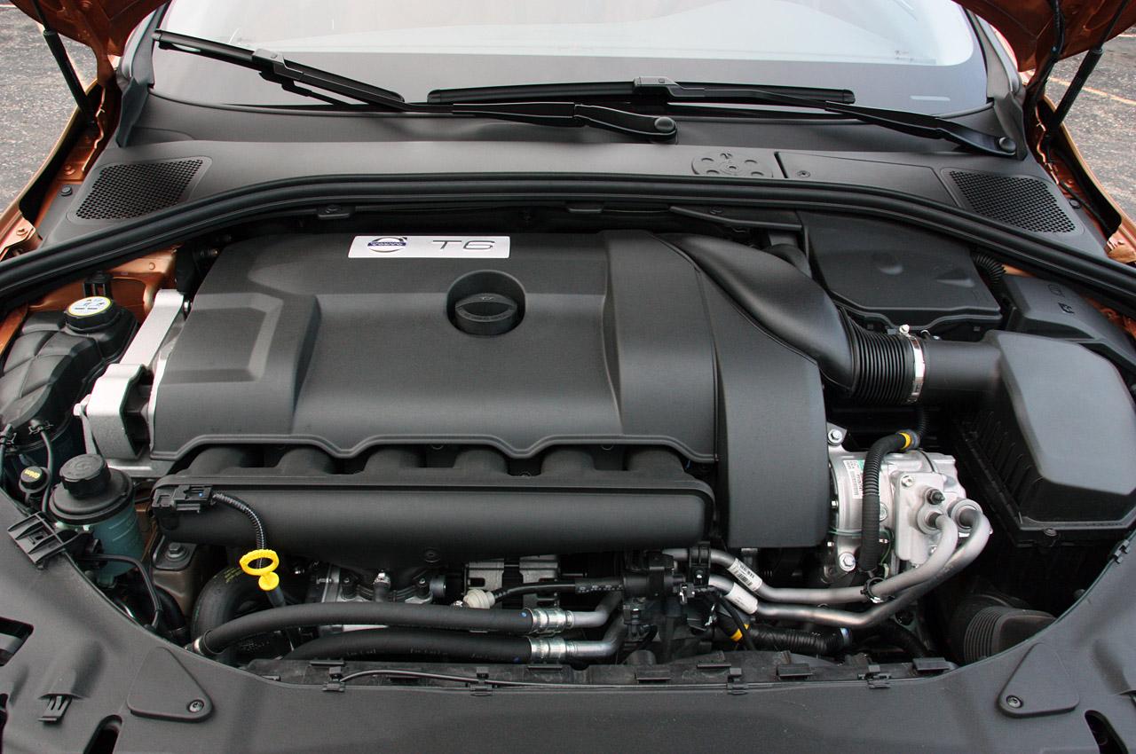 2011 VOLVO S60 ENGINE SPECIFICATION