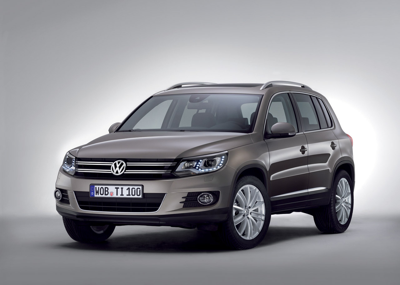 2012 VOLKSWAGEN TIGUAN HD WALLPAPER