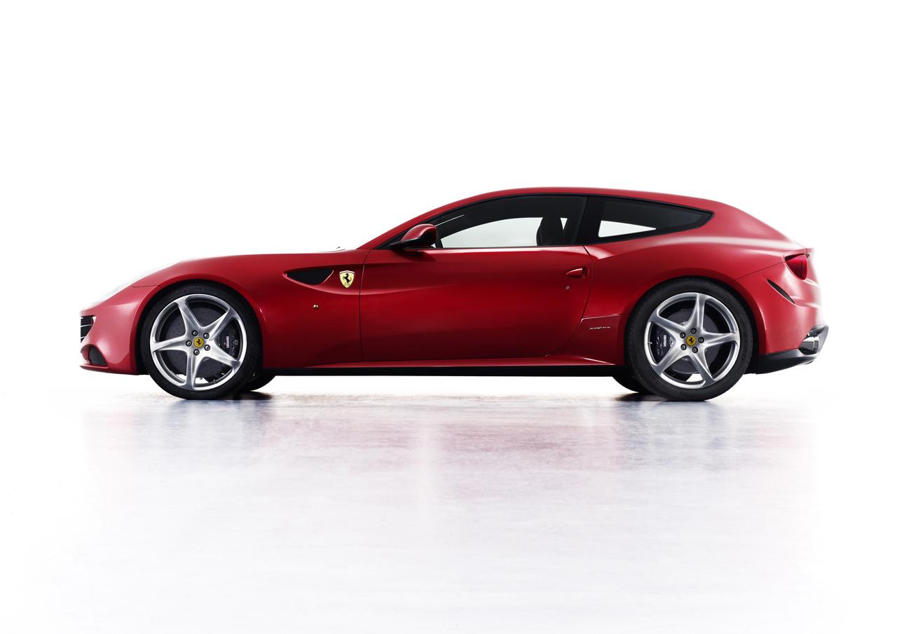 2012 FERRARI FF DESIGN CAR