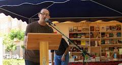 I Feria del libro de Moncada(Valencia)