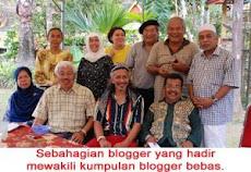 Blogger yang terlibat