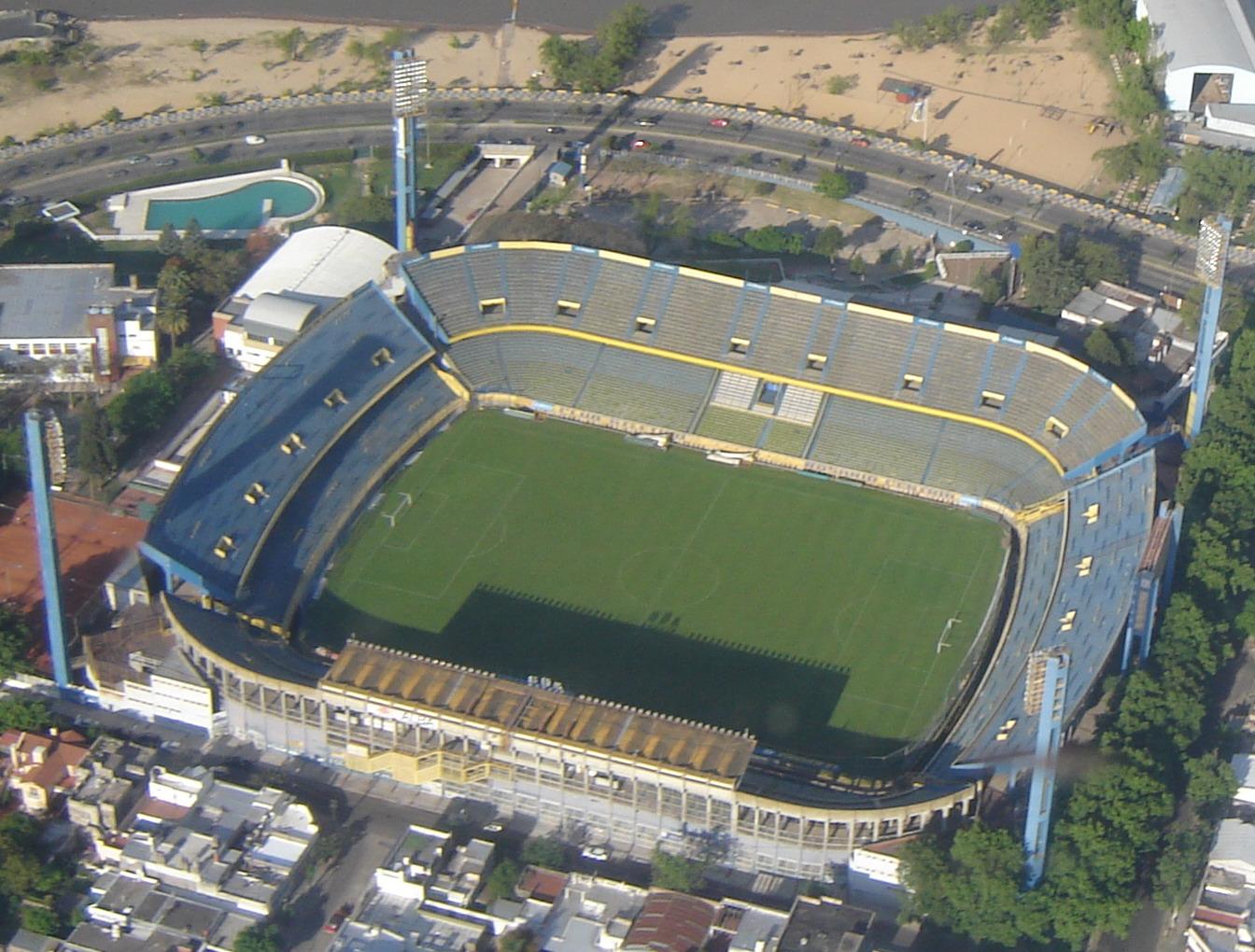 Las 10 Mejores Canchas Del Futbol Argentino.