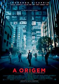 A Origem - DVDRip XviD Dual Audio + Legenda
