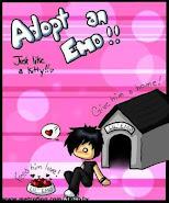 adop an emo