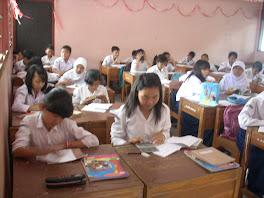 Students of SMP N 3 Bogor
