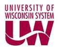UW System logo