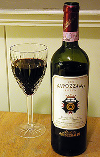 2004 Nipozzano Riserva Chianti