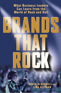 Brands That Rock by Roger Blackwell And Tina Stephan