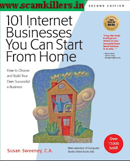 101 Internet Businesses You Can Start from Home by C.A.Susan Sweeney