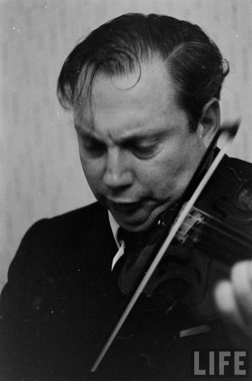 Isaac Stern - The Great Beethoven & Brahms Violin Concertos