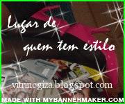 Um selinho para meu blog