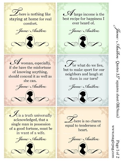 Love Quotes From Jane Austen. QuotesGram