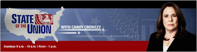 Candy Crowley CNN State of the Union Banner February 5, 2010