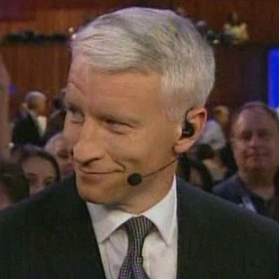 Anderson Cooper Democratic National Convention August 25, 2008