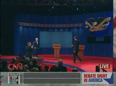 Presidential Debate CNN September 26, 2008