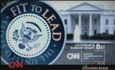 Sanja Gupta CNN Fit To Lead