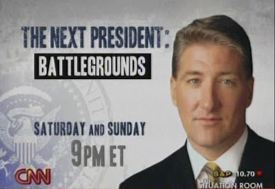 John King CNN The Next President:  Battlegrounds