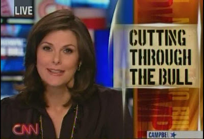 Campbell Brown CNN October 2008