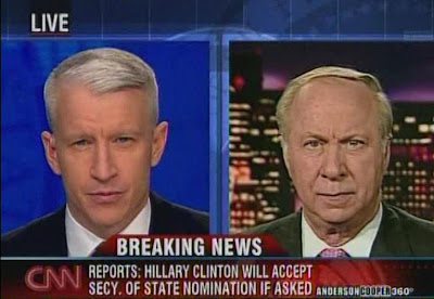 Anderson Cooper David Gergen CNN AC360 November 21, 2008