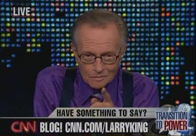 Larry King CNN November 24, 2008
